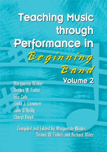 (Teaching Music Through Performance in Beginning Band: 2)