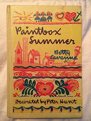 (Paintbox Summer )