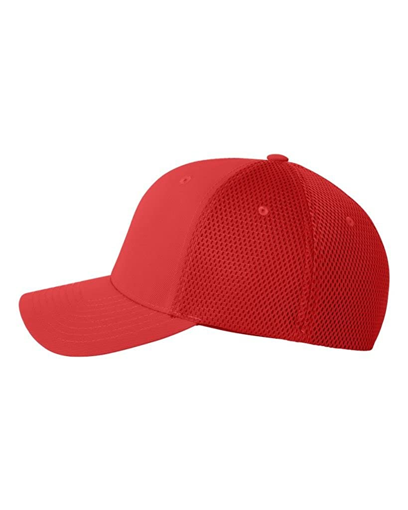 Flexfit Structured Six Panel Mid Crown height Cap