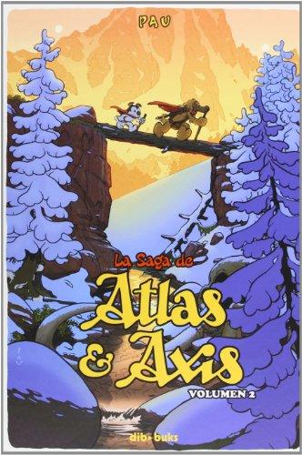 Descargar Libro La Saga De Atlas & Axis 2 Pablo Rodríguez Jimenez-bravo