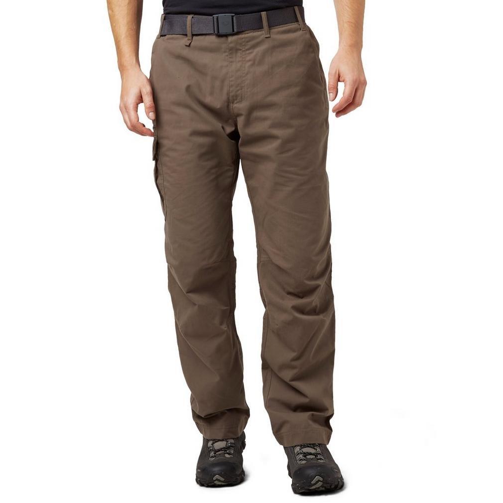 Braun Brasher  Herren Lined Walking Hose Outdoor Bekleidung Eine Farbe, 102cm