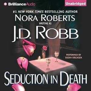 Seduction in Death Audiobook