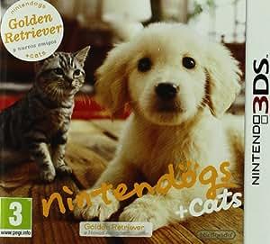 Nintendogs + Cats: Golden Retriever: Amazon.es: Videojuegos