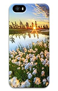 Brian For SamSung Galaxy S5 Phone Case Cover - Fashion Style Flower 3 3D PC Hard For SamSung Galaxy S5 Phone Case Cover Kimberly Kurzendoerfer