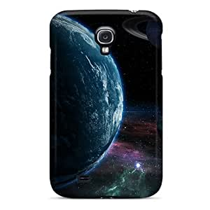 New Design Shatterproof VmL1327TLHz Case For Galaxy S4 (comet Explosion)