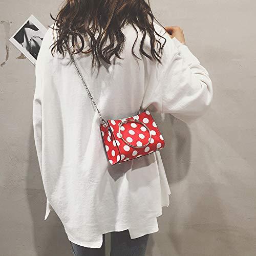 Bolsa Super de de Cadena Moda de Verano de de de Mensajero de Hadas Bolso Hombro Fuego Femenina 2018 del Ins Anillo Bolsa de qwpXdzPq