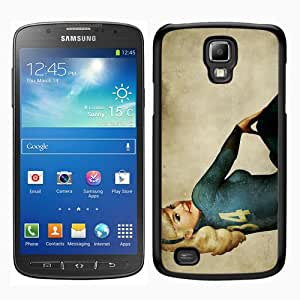Popular Samsung Galaxy S4 Active i9295 Case ,Fallout New Vegas black Samsung Galaxy S4 Active i9295 Cover Beautiful And Durable Designed Case