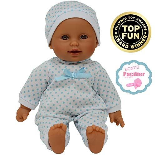 inch Soft Hispanic Newborn Doll product image