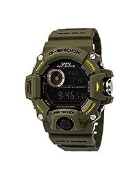 Casio Men's G-Shock GW9400-3 Digital Plastic Quartz Watch