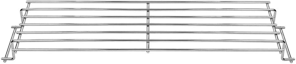 Uniflasy 69866 18 Inch Grill Warming Rack for Weber Spirit 200 Series, Spirit E210 S210 E220 S220 Gas Grills with Up Front Controls (2013 - Newer), Grill Upper Rack Grates for Spirit 200 Grill Parts : Garden & Outdoor