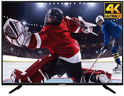 "Sylvania SLED5550-UHD 55"" 4K Ultra HD LED Television"