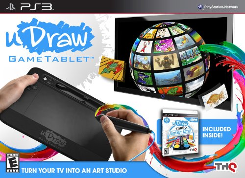 Expert choice for udraw game tablet for ps3