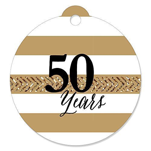We Still Do - 50th Wedding Anniversary - Party Favor Gift Tags (Set of (Anniversary Wedding Favors)