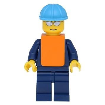 Lego Maersk Train Workman 2 Silver Sunglasses Amazon Co Uk Toys