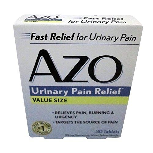 azo standard pills