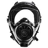 Israeli & NATO Military Spec Full Face Gas Mask Respirator Made in 2017