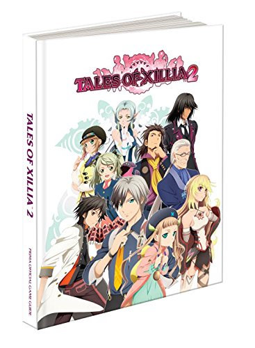 Tales of Xillia 2: Official Complete Guide ()