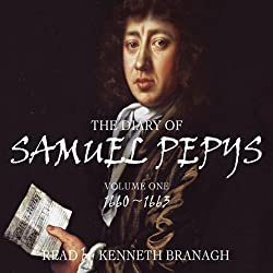 The Diary of Samuel Pepys, Volume 1, 1660-1663
