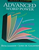 Advanced Word Power, Beth Johnson and Janet Goldstein, 1591942268