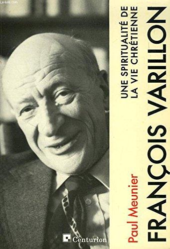 Francois Illas New Tradition: FRANCOIS VARILLON PDF