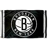 WinCraft NBA New Jersey Nets Flag 3x5 Banner