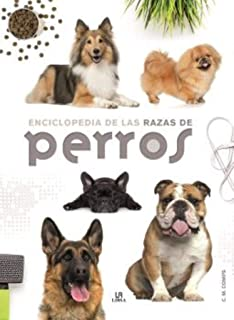 PERRO. La Enciclopedia. La guía visual definitiva: Amazon.es ...