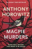"""Magpie Murders the Sunday Times bestseller crime thriller with a fiendish twist"" av Anthony Horowitz"