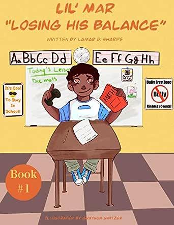 Lil Mar: Losing His Balance (English Edition) eBook: LAMAR SHARPE ...