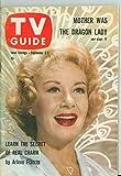 1960 TV Guide Sep 3 Arlene Francis - Northern