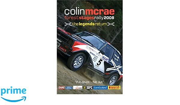 Colin Mcrae Stages Rally 2008 Review Reino Unido DVD: Amazon.es: -: Cine y Series TV