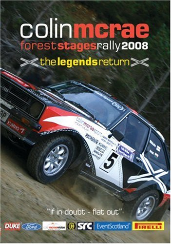 Rally Stage (Colin McRae: Forest Stages Rally 2008 - The Legends Return [DVD])
