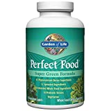 Garden of Life Perfect Food Green label 300 Caplets