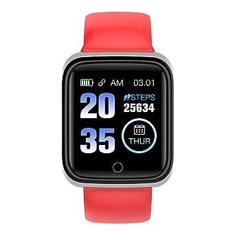 Amazon.com: Bravetoshop Bluetooth Smart Watch Fitness ...