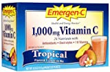 Emergen-C, Tropical, 30 pkt (Multi-Pack)
