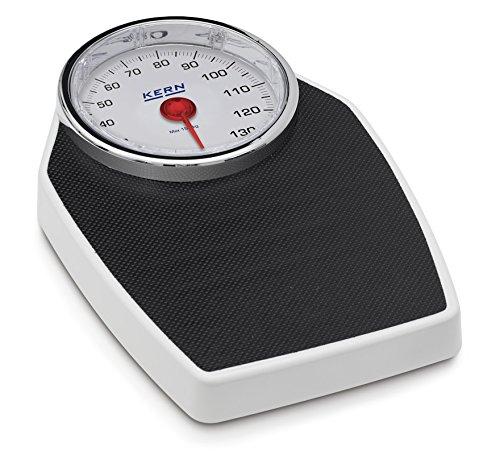 Bilancia pesapersone meccanica [Kern MGC 100K-1] La classica bilancia robusta per determinare rapidamente il peso corporeo, Portate [Max]: 150 kg, Divisione [d]: 1 kg