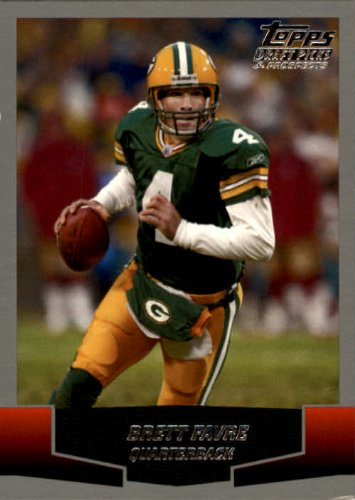 2004 Topps Draft Picks and Prospects #40 Brett Favre Near Mint/Mint ()
