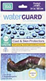 Waterguard Cast and Skin Protectors, Child Long Leg, 2pk