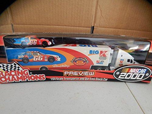 (Racing Champions Darrell Waltrip Big K Transporter 1/64 Scale)