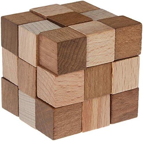 [해외]APPIAN Way True Genius - disassembly Puzzle Brain teasers Adult Puzzle / APPIAN Way, True Genius - disassembly Puzzle, Brain teasers, Adult Puzzle