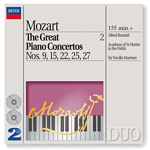 (Mozart: The Great Piano Concertos, Vol. 2)