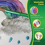 Crayola Kids Washable Paint Set, 42 Ct., Gift for