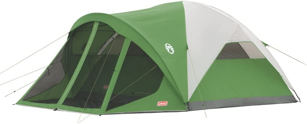 Coleman Evanston 6 Person Screened Tent Review