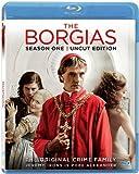 The Borgias: Season One, Uncut Edition [Blu-ray]