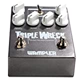 Wampler Pedals Triple Wreck V2 Modern Rectified Distortion Effects Pedal