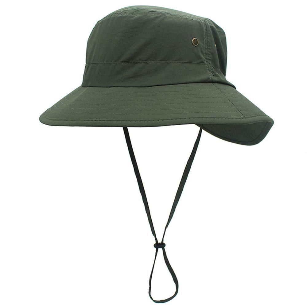 zhuzhuwen Sombreros de Verano para Deportes y Ocio al Aire Libre ...