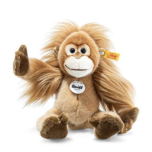 Steiff Elani Baby Orangutan, Light Brown