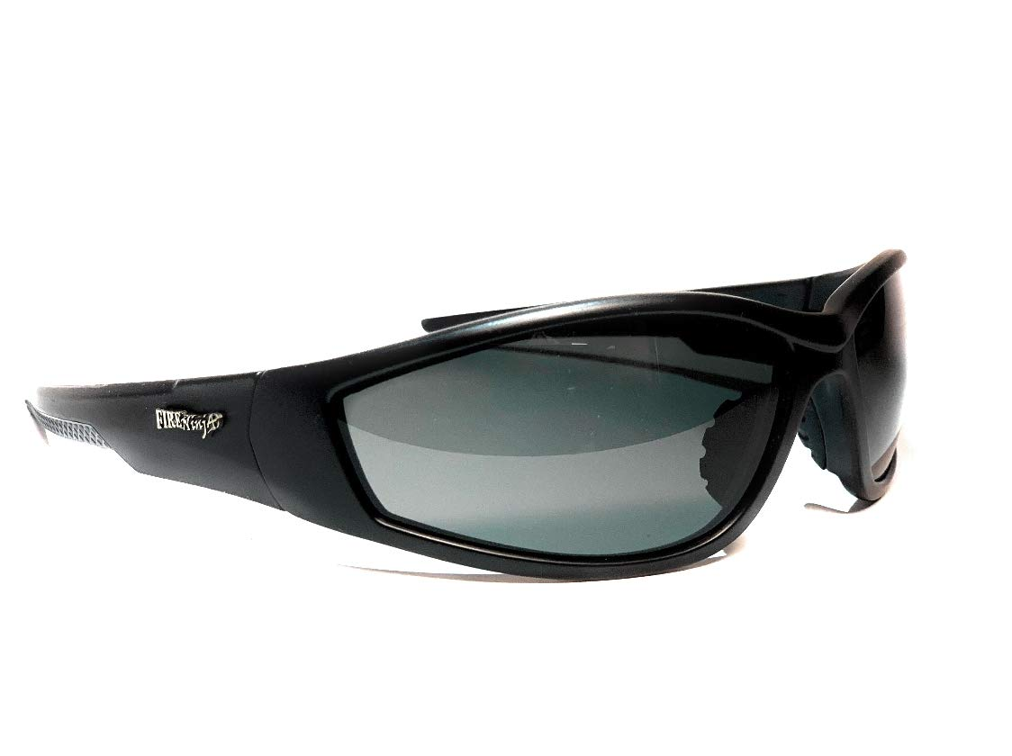 FIRE NINJA- SAFTEY GLASSES- Anti-Impact Eye Protection (ULTRAFLEX (Non-Polarized))