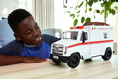 WWE Wrekkin Slambulance Vehicle Figure Action Kids Figures Toy ambulance new