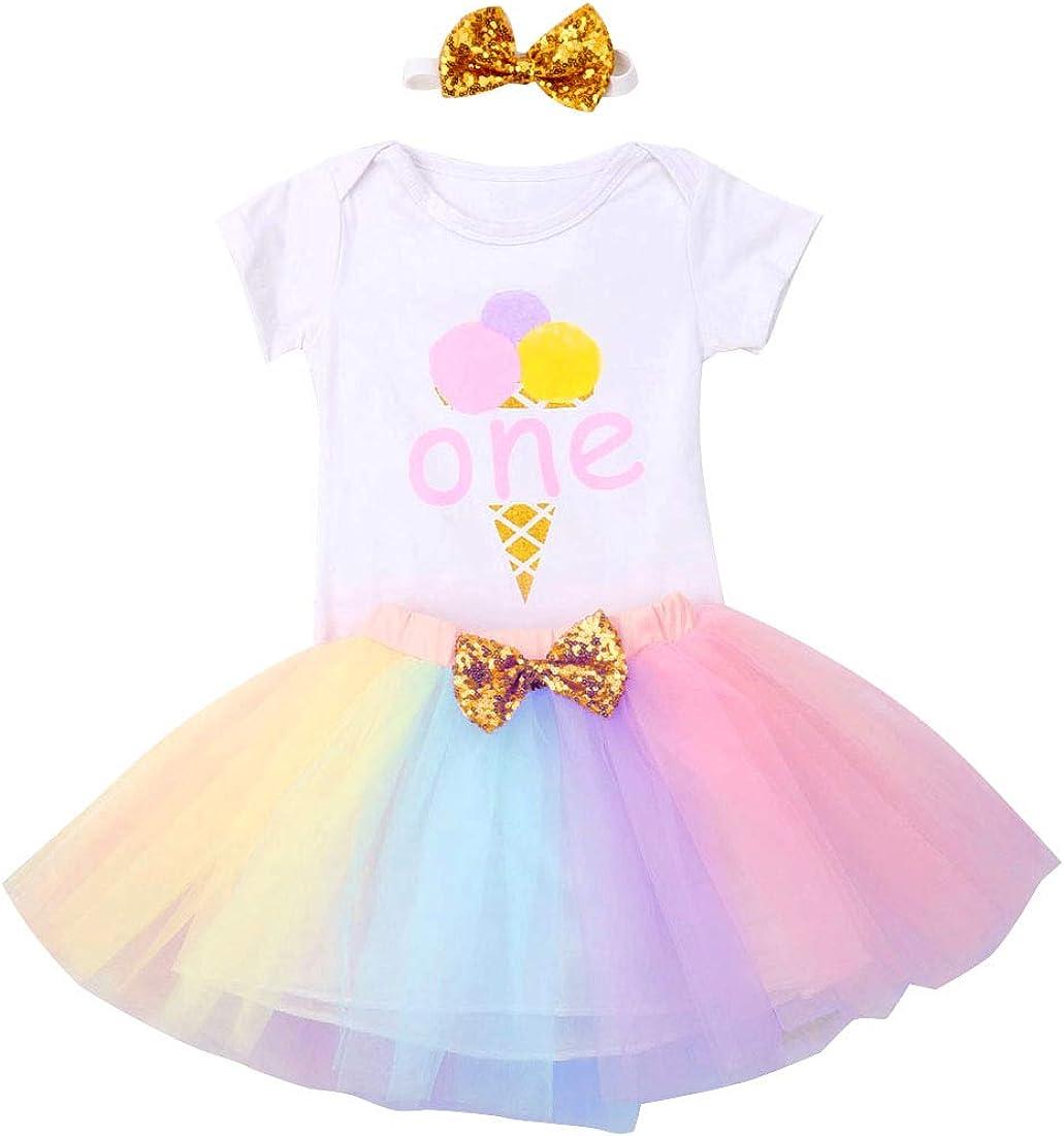 Girls Clothing GirlsIts My Birthday Print Shirt Tutu Skirt Dress ...