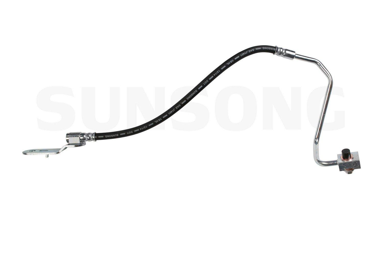 Sunsong 2203551 Brake Hydraulic Hose